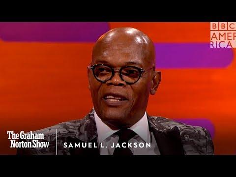Samuel L. Jackson Has Some Famous Fans - The Graham Norton Show