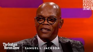 Samuel L. Jackson Has Some Famous Fans - The Graham Norton Show