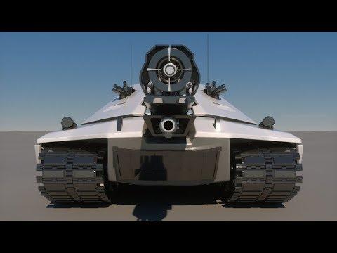 Top 10 best Tanks   Military Technologies 2017
