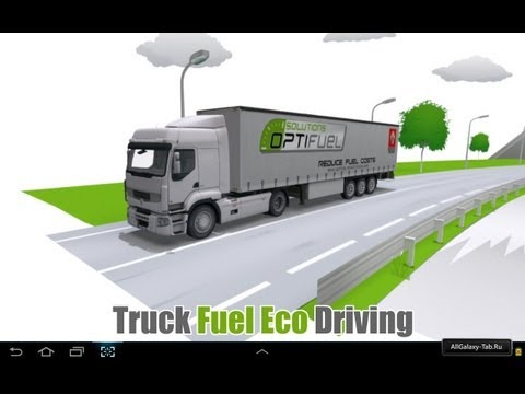 Геймплей Truck Fuel Eco Driving Android