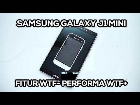 Review Samsung Galaxy J1 Mini Indonesia - Si Kecil Bertenaga Besar
