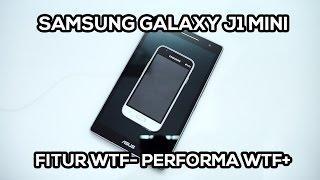 видео Samsung Galaxy J1 mini (2016) SM-J105 черный (акция)
