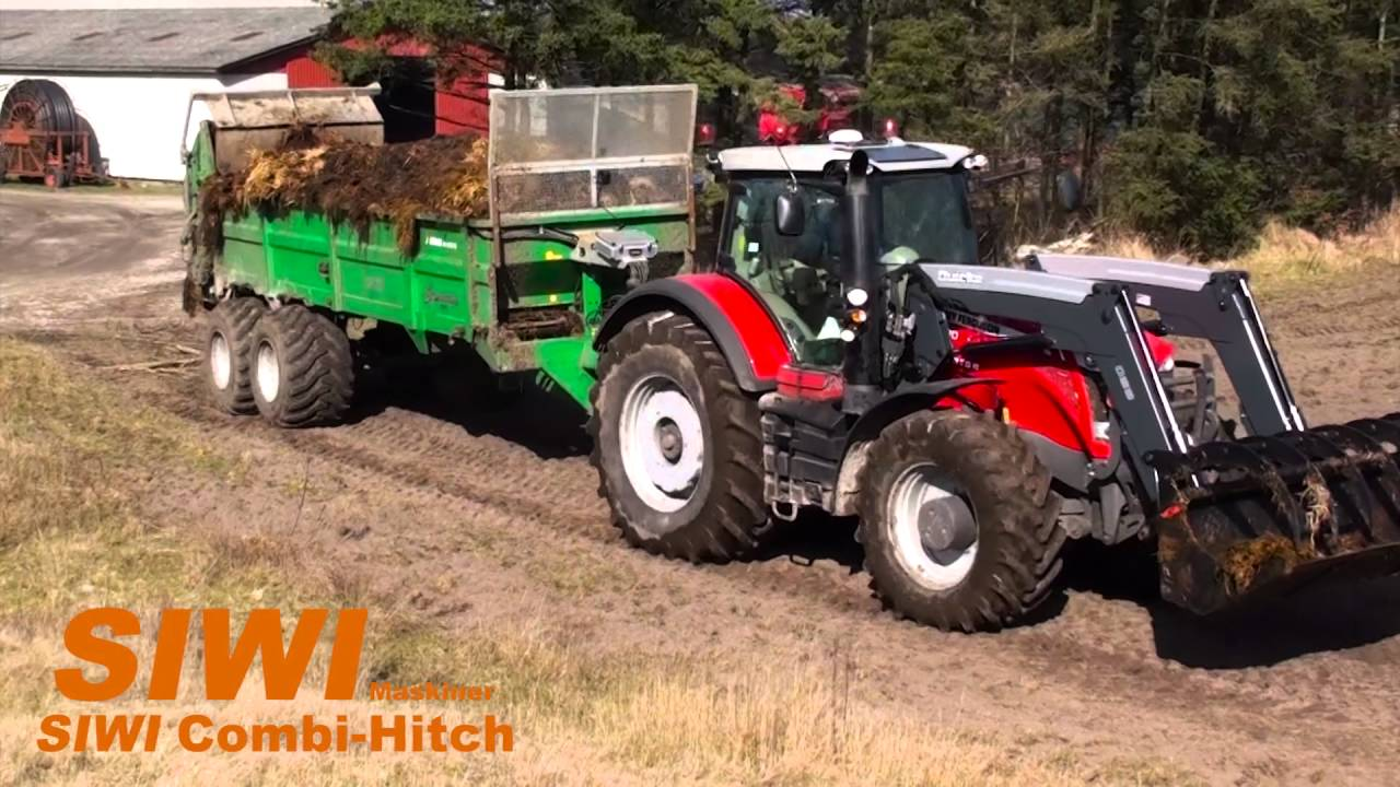 Video: Hook up your hitch, hydraulics, electrics and PTO