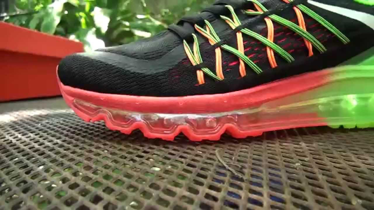 super popular 810c2 46c78 Unboxing   2015 Nike Air Max ( Replica ) - YouTube
