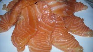 Как правильно и вкусно засолить красную рыбу ( сёмга, лосось, форель)(Как правильно и вкусно засолить красную рыбу ( сёмга, лосось, форель). По этому рецепту уже много лет солю рыбу!, 2015-04-16T10:00:34.000Z)