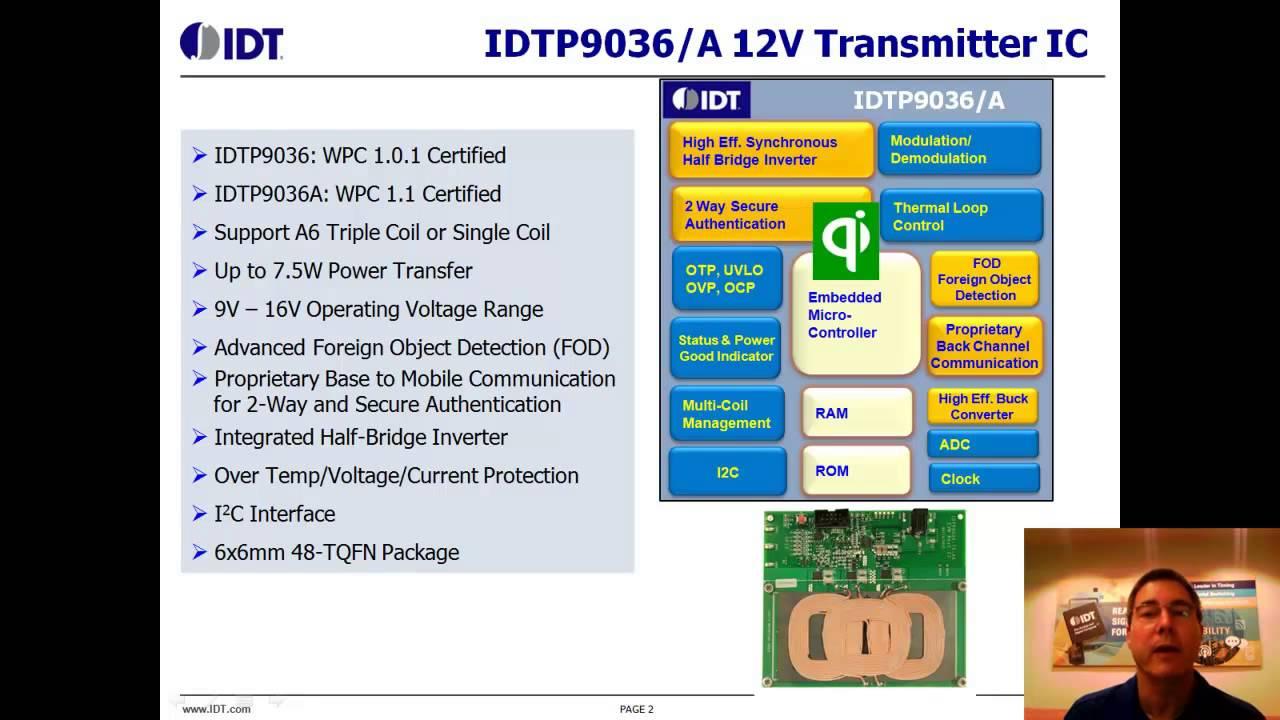 Wireless Power Transmitter Solutions