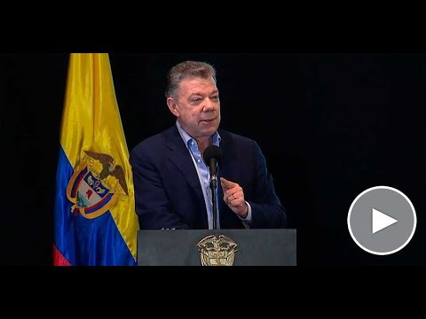 Presidente durante la entrega de la Zona Wifi Gratis número 1.000 - 29 de septiembre de 2017