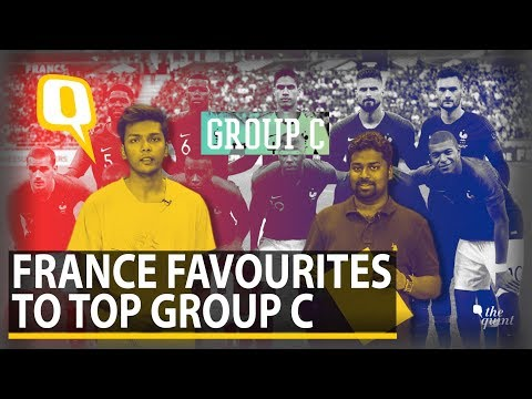 FIFA World Cup 2018 | Group C: Griezmann's France Clear Favourites to Top The Group | The Quint