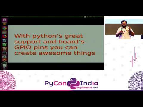 Image from [Lightning Talk] Micropython - Python for embedded Systems by Kalpit Champanery