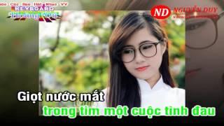[KaRaOke Nhạc Sống] Khóc Cho Người Đi DJ ||New||©( Keyboard Hoàng Vũ&Nguyễn Duy) 2016