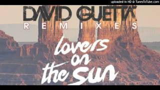 David Guetta feat. Sam Martin - Lovers On The Sun (Blasterjaxx Remix)