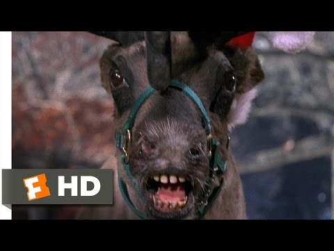 Jingle All The Way (4/5) Movie CLIP - Christmas Chaos (1996) HD