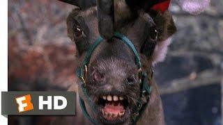 Jingle All The Way (4/5) Movie CLIP - Christmas Chaos (1996) HD