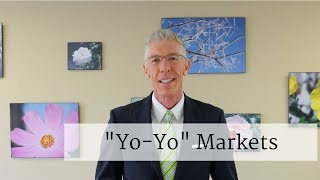 """Yo-Yo"" Markets  // Mark's Minute on Money //"