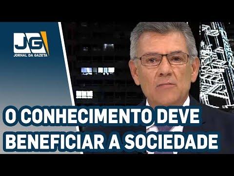 Rodolpho Gamberini/ O conhecimento deve beneficiar a sociedade