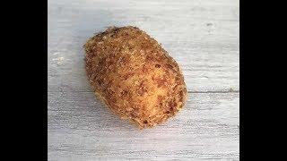 Receta: Croquetas de jamón ibérico