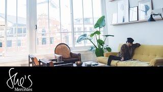 Sharing my City  Amsterdam with Lizzy van der Ligt – Mercedes Benz original