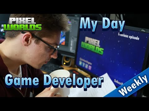 My Day as a Game Developer! - Episode 32