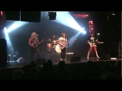 Assassin @ Turku Bandstand 2012 Part 2