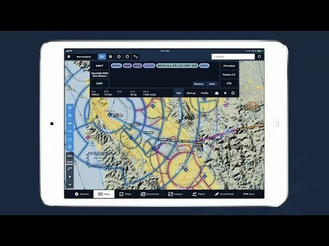 Get the most from ForeFlight - Advanced tips from ForeFlight's lead product designer