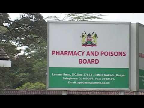 Pharmaceutical Drug Abuse in Nairobi