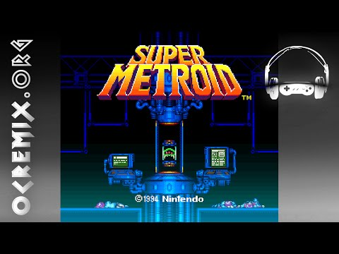 OC ReMix #1820: Super Metroid 'In Your Prime' [Brinstar Red Soil Swampy Area, Title] by Jimmy Hinson