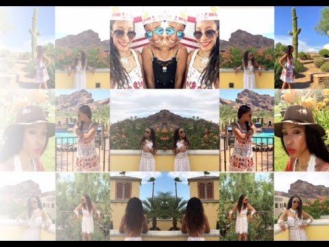 My Arizona Travel VLOG 2017 | Phoenix, Sedona, Scottsdale, and Paradise Valley