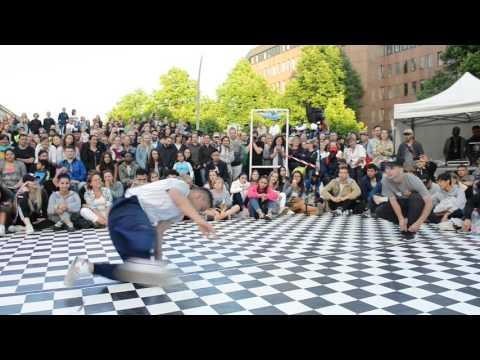 The Smash Up 2017| 1on1 Bboying Finale  | Noe (FR) vs Gregory (PL)