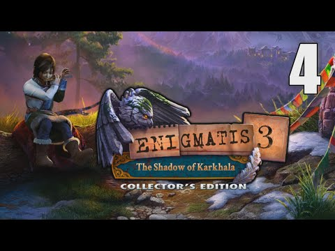 Enigmatis 3: The Shadow of Karkhala CE [04] w/YourGibs - STORY EXPOSITION WHILE STITCHING WOUND