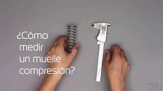 Cómo Medir un Muelle Compresión