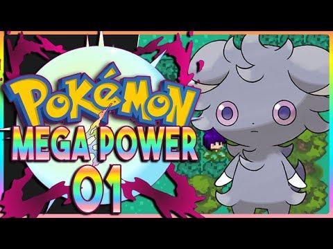 Pokemon Mega Power ( Rom Hack ) Part 1 -...