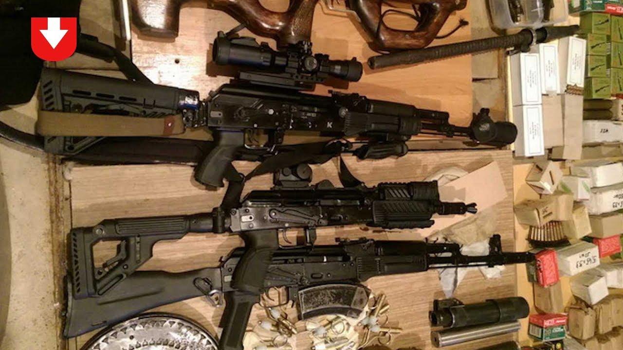 Замена пробок на автоматы и пистолеты