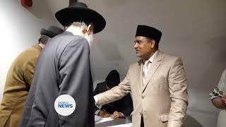 Ahmadi Muslims host New Years Reception in Uccle, Belgium