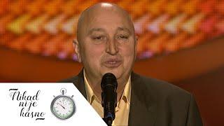 Boban Janosevic - A sara la nunta mja - (live) - Nikad nije kasno - EM 16 - 07.02.16.