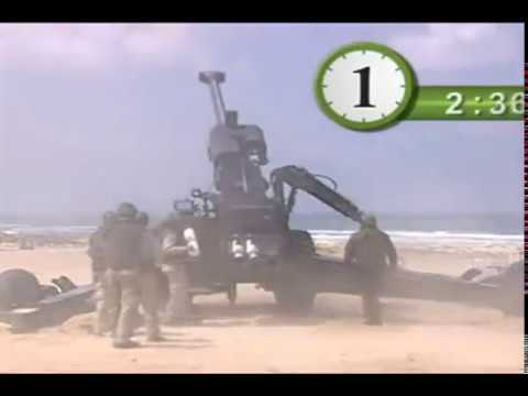 Soltam Systems - ATMOS 155mm Self-Propelled Howitzer [480p]