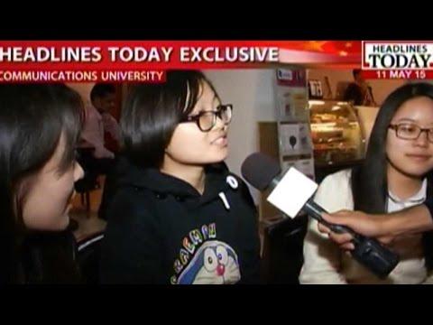 Newsroom: India-China Youth Dialogue
