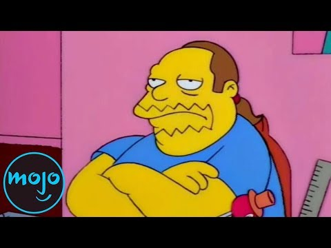 The Simpsons shauna vs comic book guy from YouTube · Duration:  30 seconds