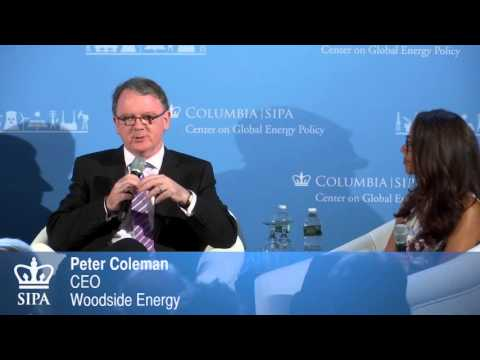 CGEP: 3 The New Global Gas Market