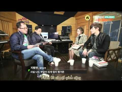 [Vietsub - 2ST] [120407] Music & Lyrics Ep 6 - Junho & Kim Soeun
