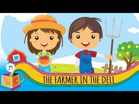 The Farmer in the Dell | Karaoke