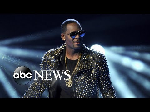R. Kelly charged with 10 counts of criminal sexual abuse Mp3