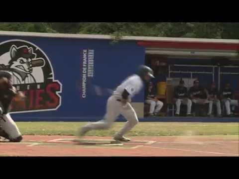 Base ball Huskies de Rouen Senart2