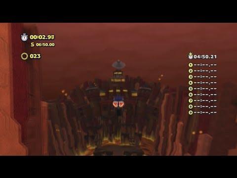 Sonic Lost World: Lava Mountain Zone 3 [1080 HD] |