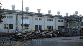 【東武20050系 5ドア→3ドア改造車 ついに屋外留置ゼロに。次の受入準備OK!】東武20400系 9編成目 21432F、10編成目 21442F 2編成が工場内で改造中