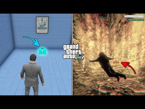 How To Find The Treasure And Get $1.0 Billion In GTA 5! (Hidden Money Location)