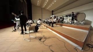 青桐吹奏楽団第21回定期演奏会(サンパール荒川) 第21回青桐吹奏楽団定期演奏会.