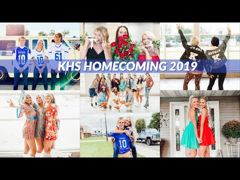SENIOR YEAR HOMECOMING - kindred high school