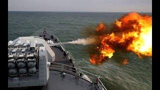 海军战舰的弹药永远打不完?看完才明白,真实情况出人意料