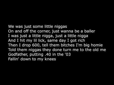 Tory Lanez - The Godfather (Lyrics)
