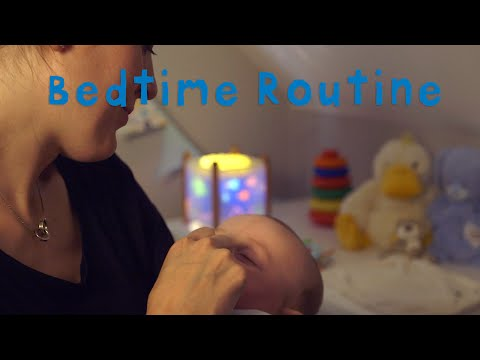 How to Develop a Bedtime Routine- JOHNSON'S® Baby